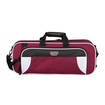 Gator GL-TRUMPET-WM Lightweight Spirit Series Trumpet Case, White and Maroon