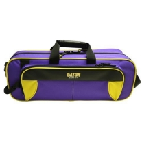 Gator GL-TRUMPET-YP Spirit Series Lightweight Trumpet Case, Yellow & Purple