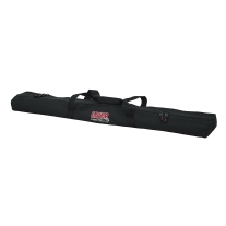 Gator Cases GPA-SPKRSPBG-42DLX -Channel Speaker Stand
