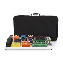 Gator Cases GPB-XBAK-WH Aluminum Pedal Boards