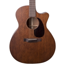Martin GPC-15ME 15-Series Acoustic/Electric Mahogany Guitar w/ Case