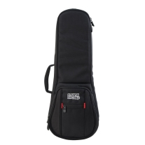 Gator ProGo Micro Fleece Ukulele Gig Bag w/Removable Backpack Straps