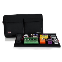 Gator GPTPROPWR Large Plywood 30x16 Inches Pedal Tote Pro Pedal Board