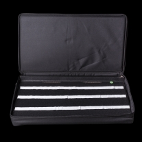 Gator Pedal Tote Pro Powered Pedalboard 16x30 w/ Soft Case