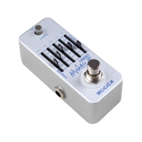 Mooer Graphic B Bass Graphic EQ Pedal