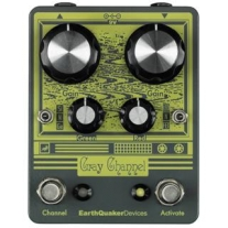Earthquaker Devices Gray-Channel Overdrive Pedal