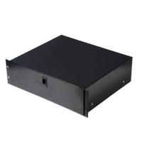 Gator Cases Rackworks GRW-DRWDF3 3U Drawer, 14.2-Inch Deep with Foam Interior