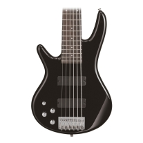 Ibanez GSR200BWK 4-String Electric Bass - Weathered Black
