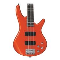 Ibanez GSR205ROM 5-String Bass Roadster Orange Metallic
