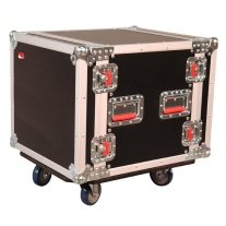 Gator G-Tour10UCASTATA 10 U Cast ATA Wood Flight Rack Case