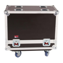 "Gator Cases Tour Series Speaker Case for Two 12"" Speaker Cabinets"