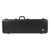 Gator Cases TSA Series ATA Molded Case w/ Built-In LED Light for Electric Bass