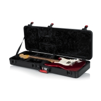 Gator TSA Series ATA Molded Polyethylene Guitar Case for Electric Guitars