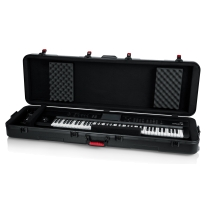 Gator Cases GTSA-KEY88SL 88-Note Slim Workstation, Synth, or Keyboard Case