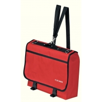 GEWA GW277401 MUSIC SHEET BAG in RED; Cordura Fabric
