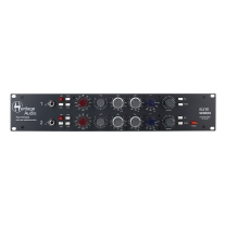Heritage Audio HA73EQx2 Elite Dual-Channel Full Rack Mic Pre with EQ
