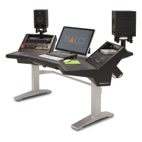 Argosy Halo. E - Height Adjustable Halo Workstation