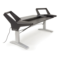 Argosy HALO.K88E Base Sit-To-Stand Keyboard Desk