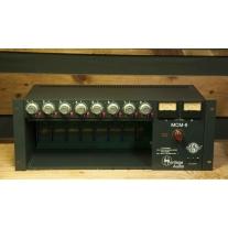 Heritage Audio HAMCM8 8 Slot Rack with Mixer on Slot Technology Mcm
