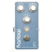 Bogner Harlow (Rupert Neve Transformers) Boost with Bloom Pedal