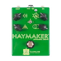 Caroline Guitar Company Haymaker Dynamic Drive Overdrive Guitar Pedal