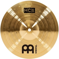 "Meinl Cymbals HCS10S 10"" HCS Traditional Splash"