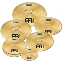 Meinl Cymbals HCS-SCS Super Set Matched Cymbal Pack