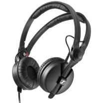 Sennheiser HD 25 PLUS On-Ear Closed Back Monitor DJ Headphones