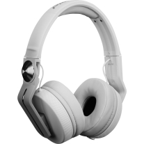 Pioneer HDJ700W DJ Headphones - White