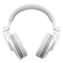 Pioneer DJ HDJ-X5BT Bluetooth Over-Ear DJ Headphones (Gloss White)