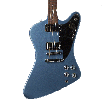 Gibson USA Firebird Studio HP 2017 Electric Guitar, Pelham Blue