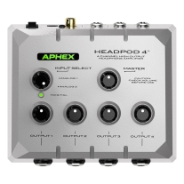 Aphex Headpod 4 High-Output 4-Channel Headphone Amplifier