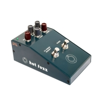 BAE Hot Fuzz Hybrid and Treble Booster Guitar Pedal