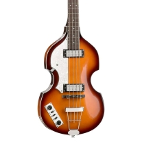 Hofner HIBBSB0 Left Handed Ignition Violin B-Bass in Sunburst
