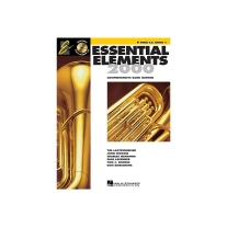 Essential Elements 2000 Bb Tuba Treble Clef Book One