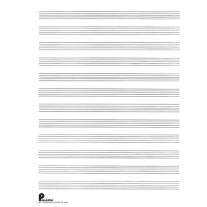 Hal Leonard Passantino Musipack Filler Paper