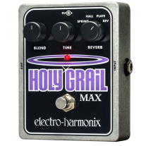 Electro Harmonix Holy Grail Max Reverb Pedal