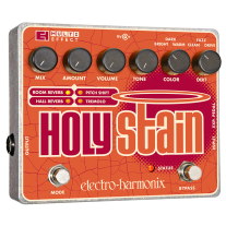 Electro Harmonix Holy Stain Distortion Guitar Pedal