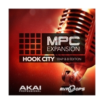 Akai Professional Hook City Trap & B Edition