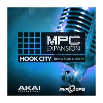 Akai Professional Hook City Trap & Soul Edition