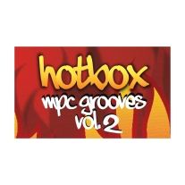 SoniVox Hotbox MPC Grooves Vol. 2 Sample Pack