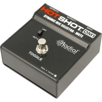 Radial HotShot DM1 Stage Mic Toggle Switch