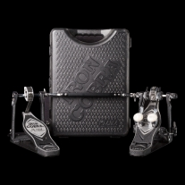 Tama TAMHP900RSWN Iron Cobra Coil Rolling Glide Twin Bass Drum Pedal