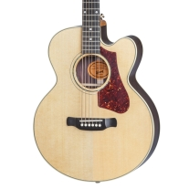 Gibson High Performance 665 SB Cutaway Acoustic-Electric Guitar w/ Case