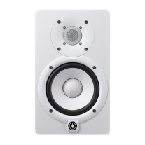 "Yamaha HS5W 5"" Powered Monitor in White"
