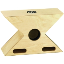 Meinl Percussion HTOPCAJ3NT Hybrid Slap-Top Cajon with Forward Sound Projection