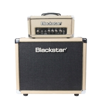 "Blackstar HT Studio Limited 20-Watt Head w/ 2x12"" Extension Cab in Tan Bronco"