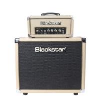 """Blackstar HT Studio Limited 20-Watt Head w/ 2x12"""" Extension Cab in Tan Bronco"""