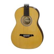 Hohner HW03 3/4 Size Concert Steel String Acoustic Guitar