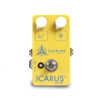 Caroline Icarus Clean Boost Pedal
